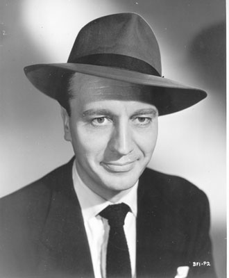 Robert Ayres (actor) From Singer not the Song