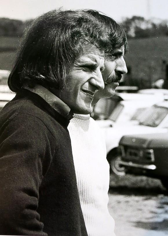 Tim Hammond and Bill Wilkinson