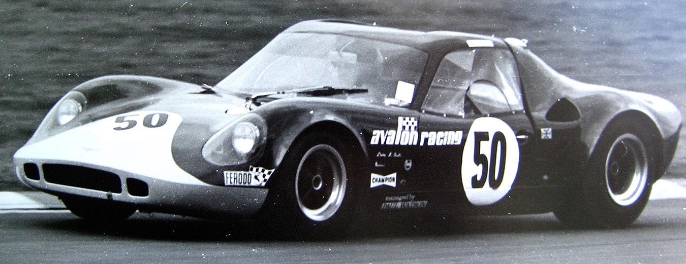 Chevron FVA B8 at Brands 1969