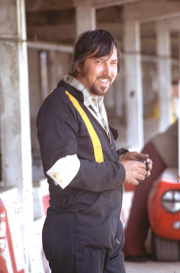 John in overalls