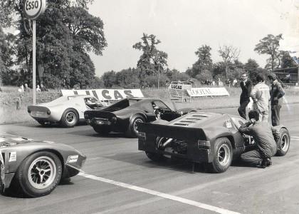 Grid at Outlon Park 1968
