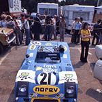 Maublanc Chevron B23