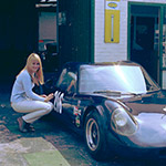 Wendy and the Chevron B8, 1968