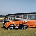AEC Bus and Chevron