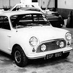 Broadspeed Mini S in the workshop