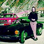 Lotus Elite in the Alps