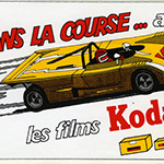 Lola T290 Log Kodak