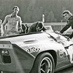 Saltzberg sponsors 1970