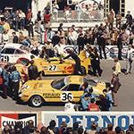Le Mans 1972 start