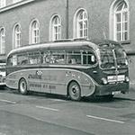 Burlington bus 1953